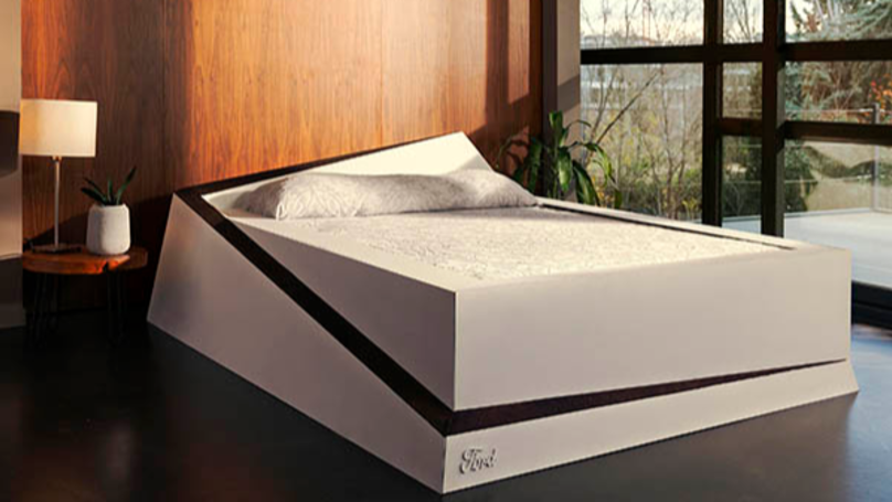 Ford Introduces Bed That Moves Mattress-Hogging Sleepers Back To Their Side