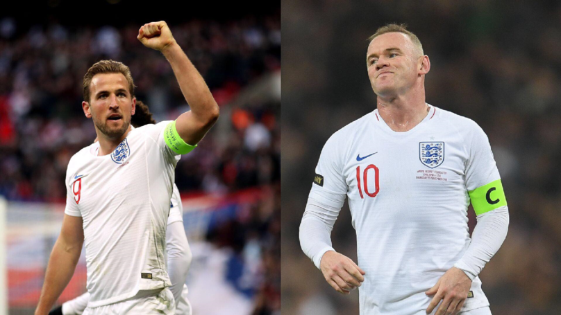 Harry Kane's Odds On Beating Wayne Rooney's England Record Revealed