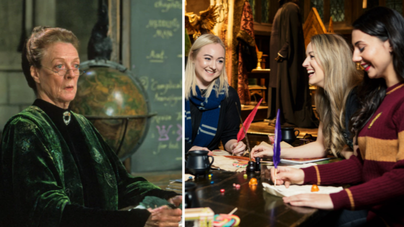 Hogwarts Is Hosting A Huge Harry Potter Quiz In The Great Hall