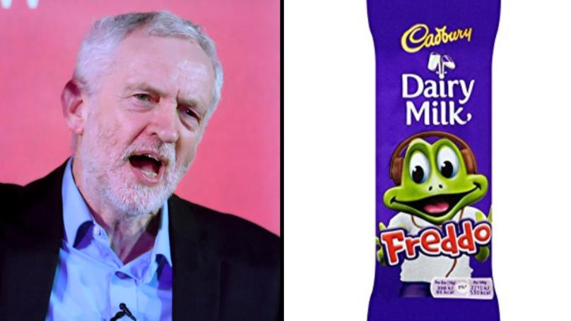 Jeremy Corbyn Speaks Out On 'Secret Freddo Tax'