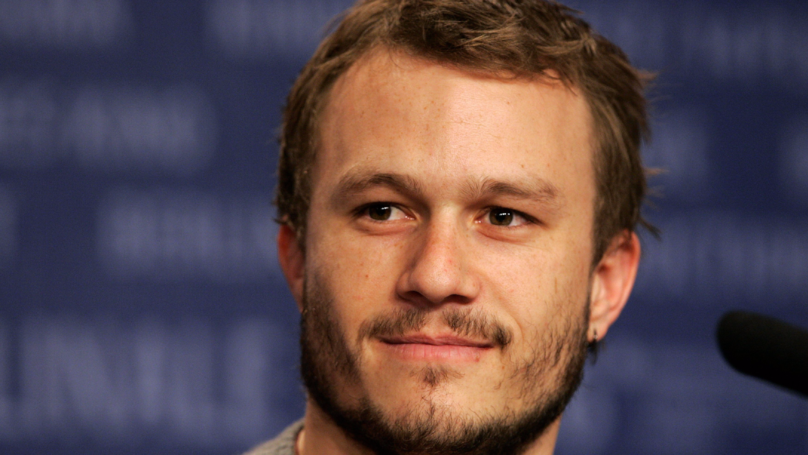 Heath Ledger's Sister Says Demanding Role As The Joker Had Nothing To Do With His Death  | LADbible