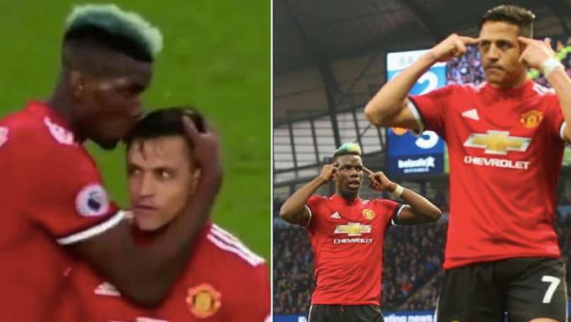 Paul Pogba Reveals Exactly What Alexis Sanchez Told Him Before He Scored