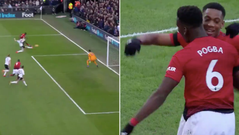 Paul Pogba's Form Since Ole Gunnar Solskjaer Took Over Is Out Of This World