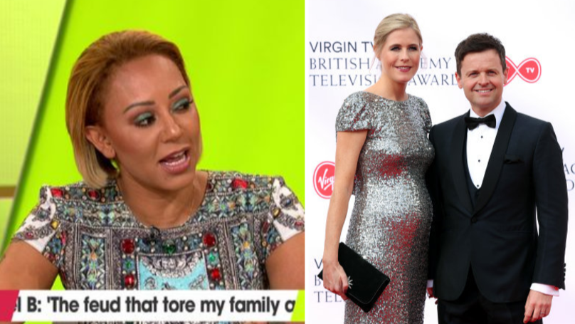 Mel B Slams Declan Donnelly And Ali Astall For Double Dating With Ant McPartlin's New Girlfriend