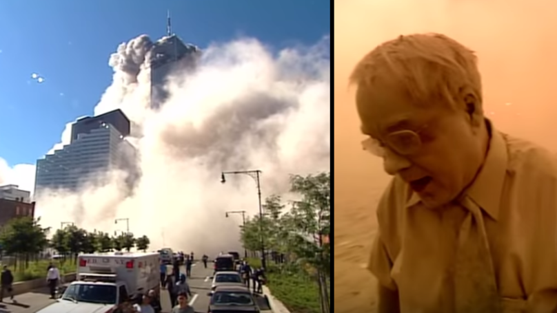 Newly Restored Footage Shows The Horrific Aftermath Of 9/11 Attacks