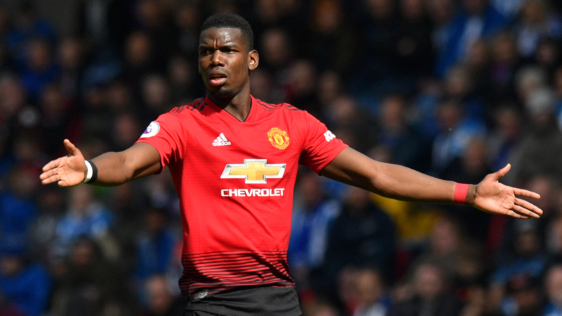 Angry Fans Hurl Abuse At Manchester United's Paul Pogba