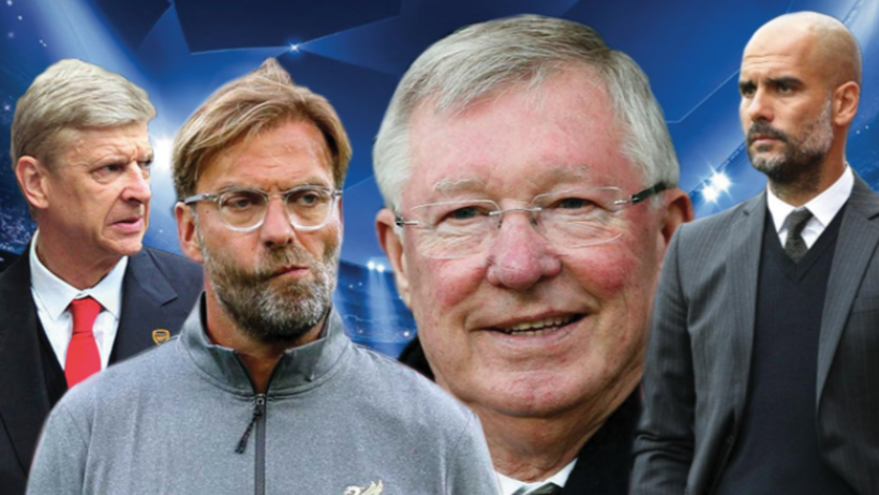 France Football Names Top 50 Managers Of All Time