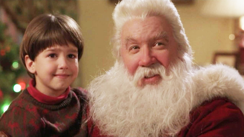 ​People Realise They've Been Spelling Santa's Surname Wrong All Because Of A Kids' Film