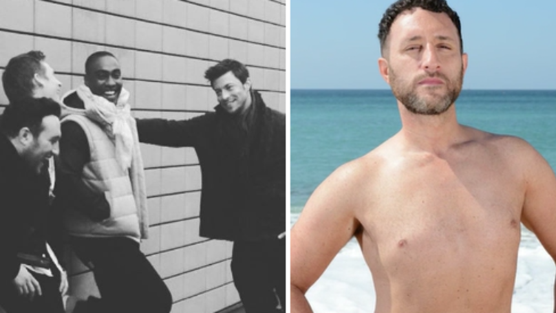 Blue's Antony Costa Shows Off New Body After Weight Loss