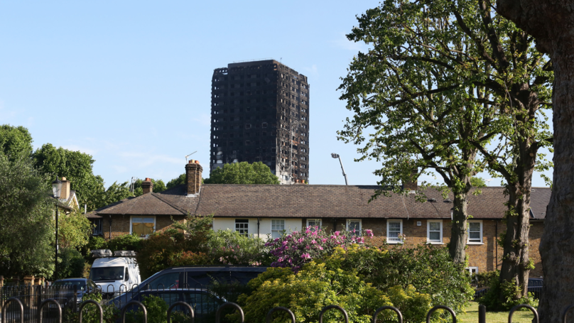 Death Toll From Grenfell Tower Blaze Reaches 79