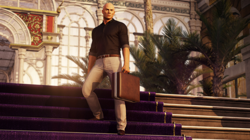 You Can Play Some Of 'Hitman 2' For Free, Right Now