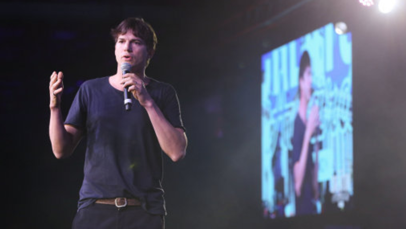 Ashton Kutcher's Twin Brother Says Actor Wanted To Donate His Heart To Save Him