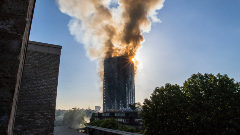 Mum 'Devastated' As Two Of Her Children Still Missing After London Building Fire