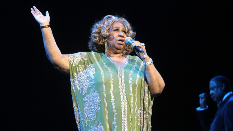 ​Aretha Franklin Reportedly Gravely Ill In Hospital