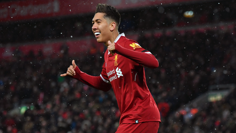 Everyone Is Loving Roberto Firmino's No Look Backheel Finish