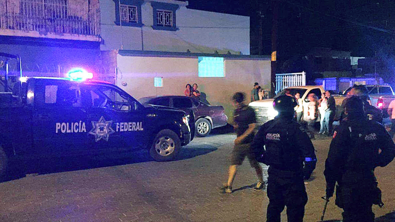 Mexican Police Find Three Severed Heads As Rampant Bloodshed Continues