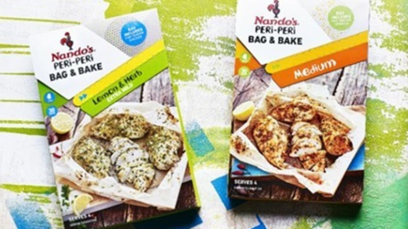 Now You Can Make Nando's At Home Thanks To The 'Bake In The Bag' Range
