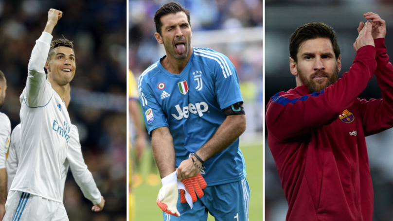 Buffon Perfectly Sums Up The Difference Between Ronaldo And Messi