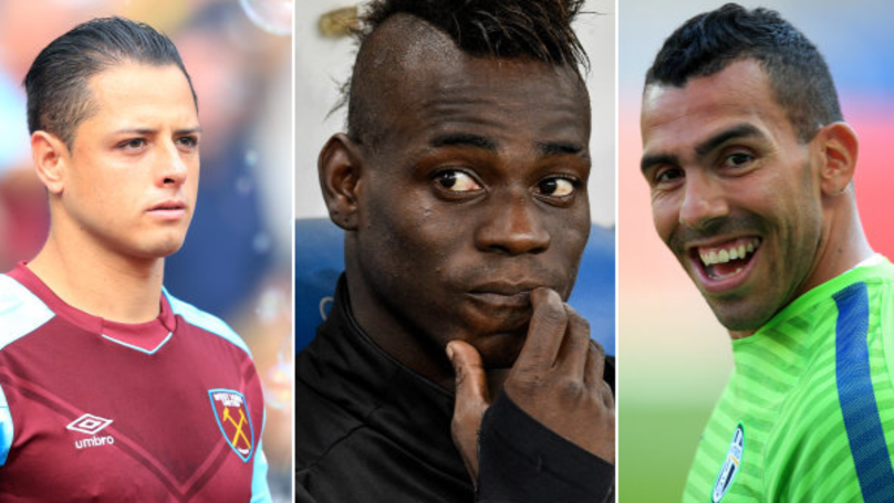 A Club Is Looking To Sign Either Hernandez, Balotelli Or Tevez