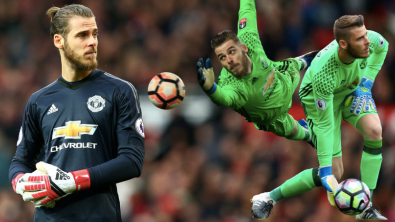 David De Gea's Stats For This Season Are So Good It's Scary