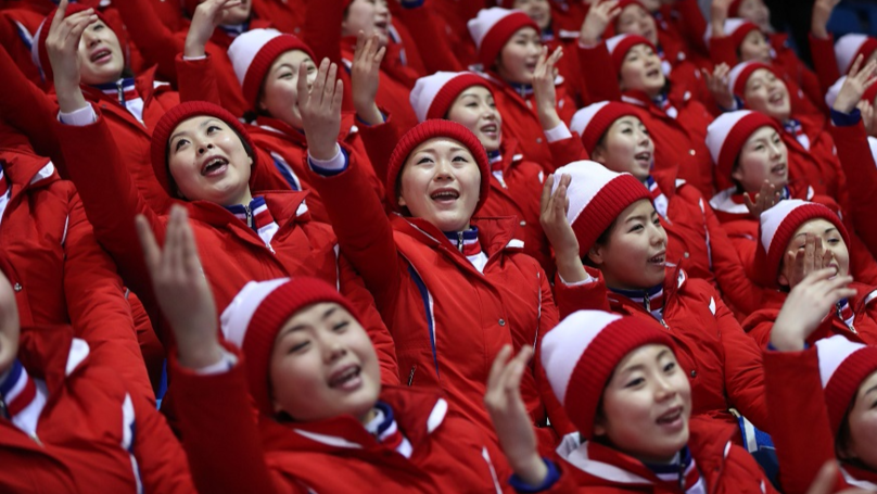 North Korean Defector Claims Olympic Cheerleaders Are Used As 'Sex Slaves'
