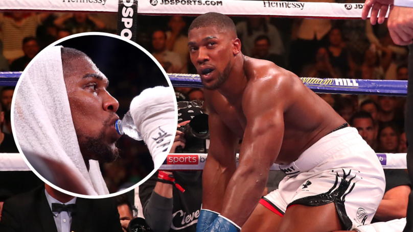 """""""Anthony Joshua Is Finished"""" Following His Defeat To Andy Ruiz Jr"""