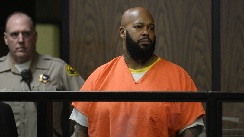 Court Unlikely To Allow Suge Knight To Attend His Mum's Funeral