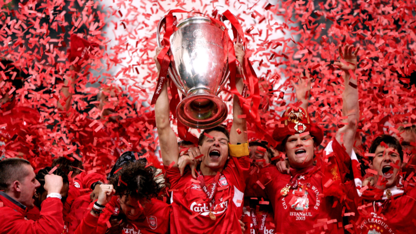 Steven Gerrard To Pull On The Liverpool Shirt One More Time