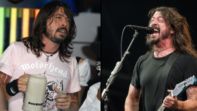 Dave Grohl Reveals Hardcore Pre-Gig Drinking Ritual 'He Did Every Night For 18 Months'