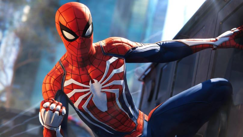 奇迹的蜘蛛侠成为了最快PS4游戏在英国