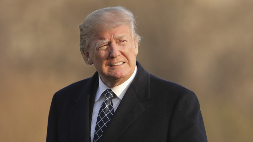 Donald Trump Wants The Military To Pay For Border Wall And People Are P***ed Off