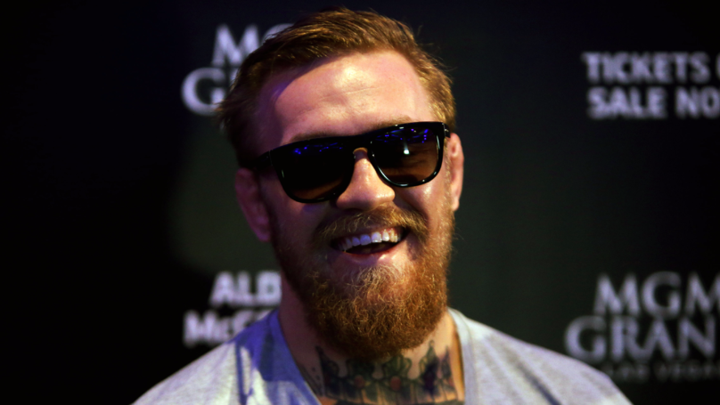 Conor McGregor Is 'Being Sued For Hitting Security Guard With A Can Of Energy Drink'