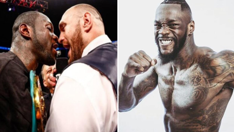 Deontay Wilder Reveals Tyson Fury Fight Is 'Very, Very Close' To Happening