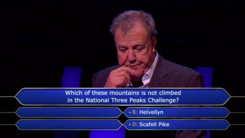 Jeremy Clarkson Accused Of Fixing 'Who Wants To Be A Millionaire?'