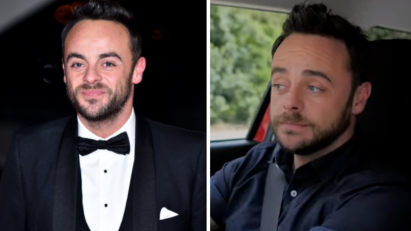 Ant McPartlin Could Reportedly Be Dropped From £20m Deal With Suzuki