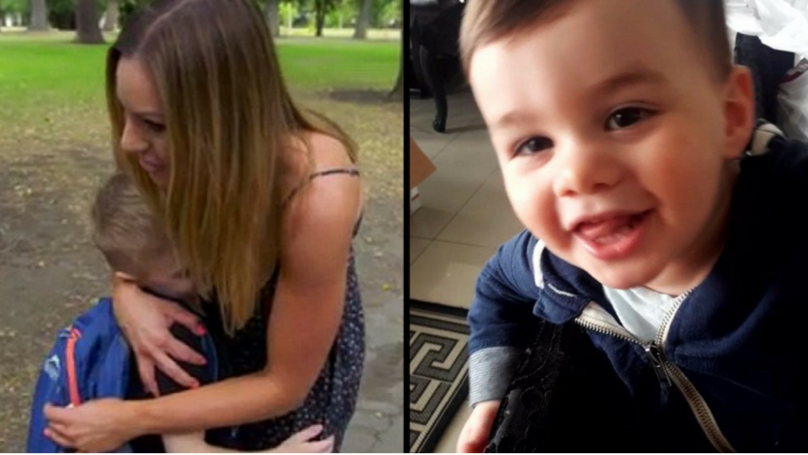 Grieving Parents Meet The Little Boy Who Was Saved By Their Dead Son's Organs