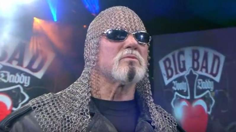 We Spoke To Impact Wrestling's New Tag Team Champion Scott Steiner