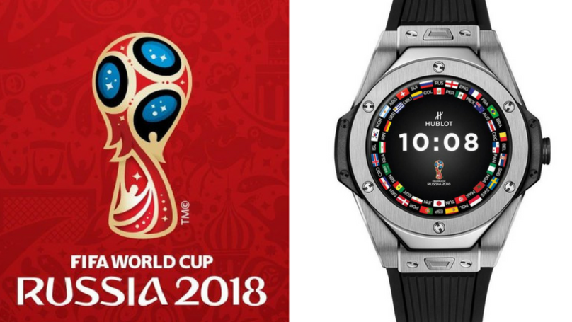 The Insane £3,700 Hublot Smart Watch Referees Will Wear At The World Cup