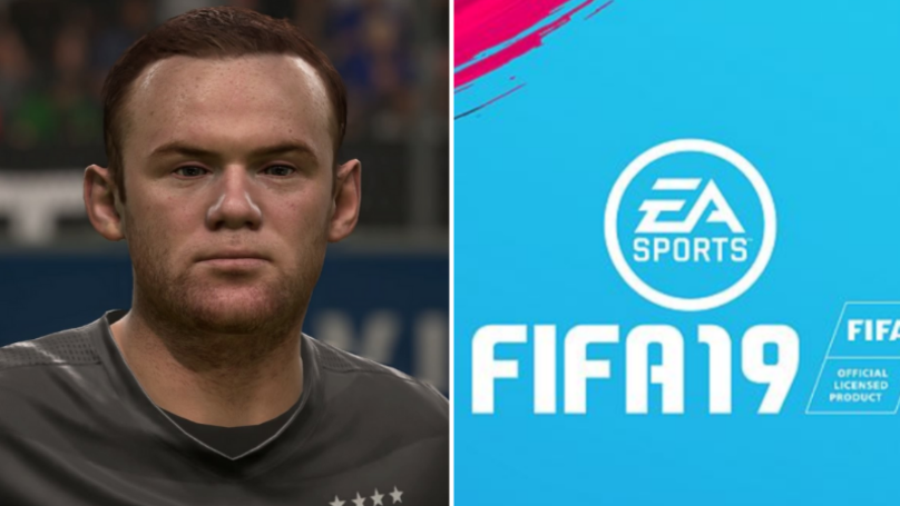 Wayne Rooney's Rating For FIFA 19 Has Been Revealed