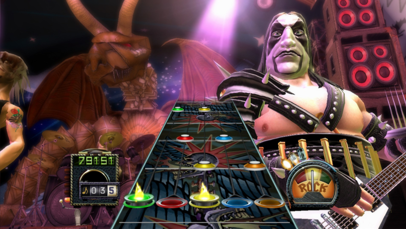 Gamer Gets First Ever 100% On Guitar Hero's Hardest Song At 150x Speed