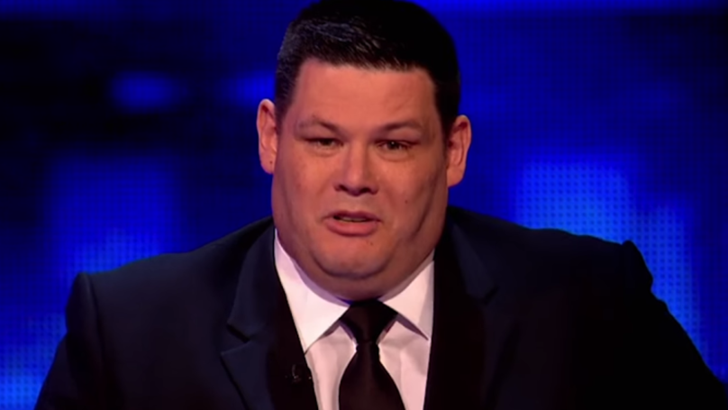 ​Mark Labbett From 'The Chase' Lost So Much Weight They Had To Buy Him A New Suit
