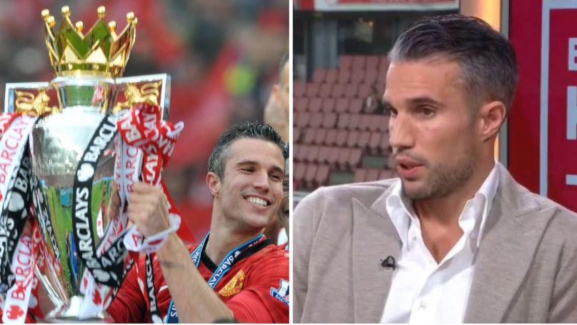 Robin Van Persie Finally Opens Up About His Arsenal Departure