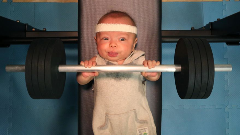 Premature Baby Now Adults Like A Pro In Adorable Photoshoot