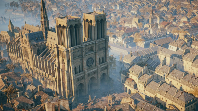 ​'Assassin's Creed Unity' Flooded With Positive Reviews After Giveaway And Notre-Dame Donation