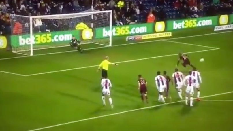 Swansea City's Bersant Celina Takes Penalty Branded 'The Worst Of All Time'