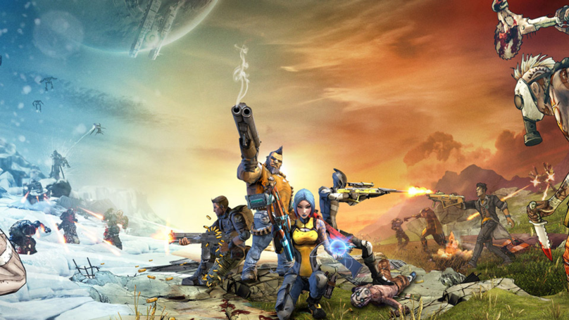 Gearbox Drops Massive Hint That 'Borderlands 3' Will Be Revealed Soon