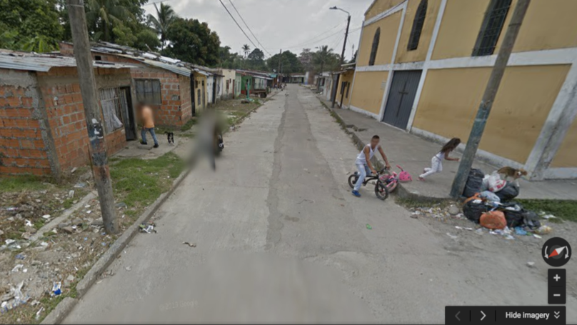 Google Maps: ​Man Pulls Gun On Google Street View Car In Shocking Footage