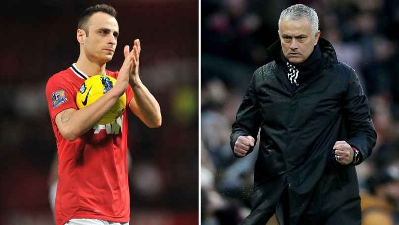 Dimitar Berbatov Pleads With Manchester United To Sign Premier League Star In January Window