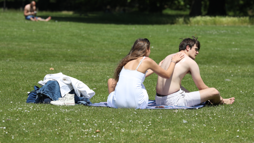 UK Set For The Hottest June Day On Record