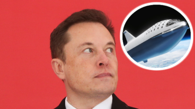 SpaceX Rocket Will Fly Passengers Across The Atlantic In 30 Minutes, Experts Say